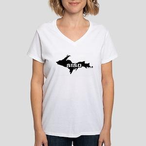 UPSISU-rect-sticker T-Shirt