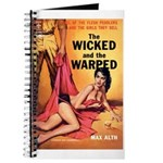 "Pulp Journal - ""The Wicked & The Warped&q"