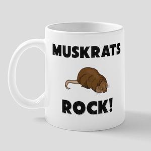 Muskrats Rock! Mug