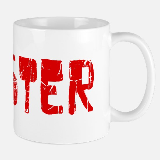 Chester Faded (Red) Mug