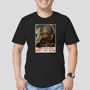 WW2 POSTER I NEED YOU ON THE JOB FULL TIME T-Shirt