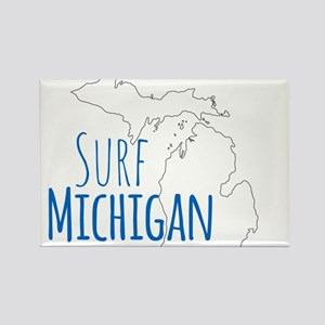 Surf Michigan Teen Angst Magnets