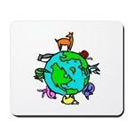 Earth Day Home Mousepad