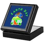 Earth Day Home Keepsake Box