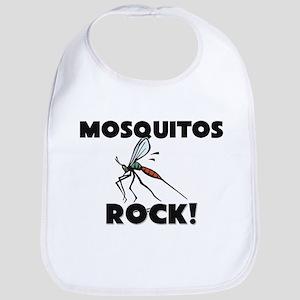 Mosquitos Rock! Bib