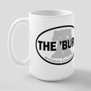 The Burg Large Mug