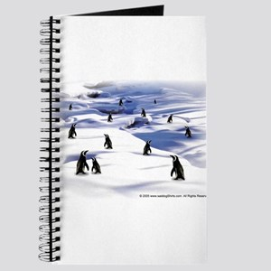Penguin Scene Journal