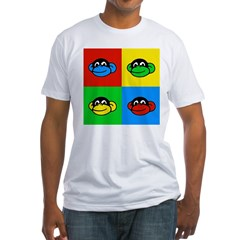 Pop Art Monkey Shirt