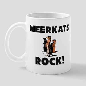 Meerkats Rock! Mug
