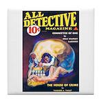 "Coaster - ""All Detective Magazine"""