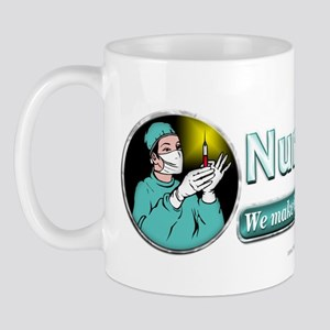 Nurses... Mug