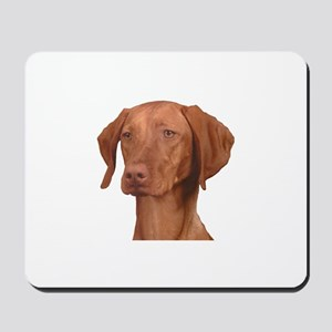 Vizsla Head Shot - Mousepad