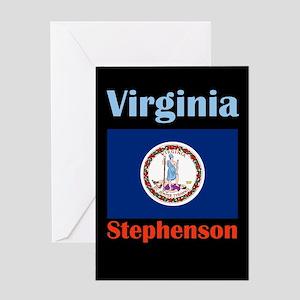 Stephenson Virginia Greeting Cards