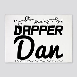 dapper Dan 5'x7'Area Rug