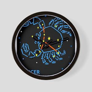 CANCER (22) Wall Clock