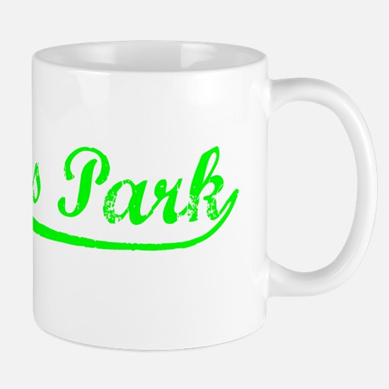 Vintage Pinellas P.. (Green) Mug