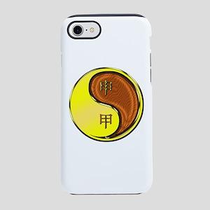 Wood Monkey iPhone 8/7 Tough Case