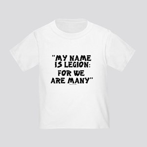 MY NAME IS LEGION - FOR WE ARE MANY T-Shirt
