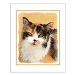 Calico Cat Small Poster