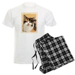 Calico Cat Men's Light Pajamas