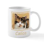 Calico Cat 11 oz Ceramic Mug