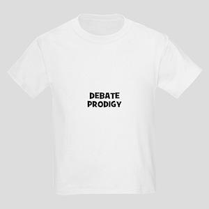 Debate Prodigy Kids Light T-Shirt