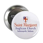 "St. Margaret's 2.25"" Button"