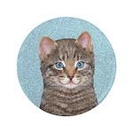 Gray Tabby Cat 3.5