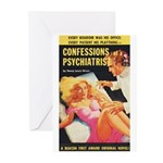 """Greeting (10)-""""Confessions of a Psych."""""""