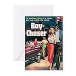 """Greeting (10)-""""Boy Chaser"""""""