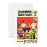 """Greeting (10)-""""Abnormals Anonymous"""""""