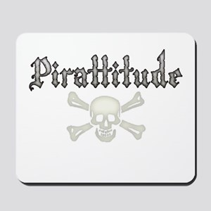 Pirate Attitude Pirattitude Mousepad
