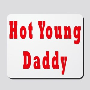 Hot Young Daddy Mousepad