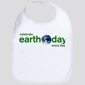 Earth Day Bib