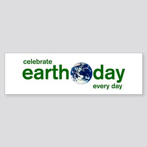 Earth Day Bumper Sticker