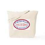 Yeshua The Messiah, King Of Kings Tote Bag