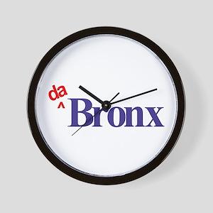 Da Bronx Wall Clock