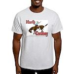 Cowboy Shirts Ash Grey T-Shirt