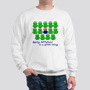 Being Different 1 (FROGS) Sweatshirt