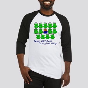 Being Different 1 (FROGS) Baseball Jersey