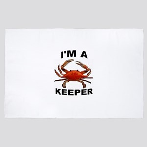 CRAB KEEPER 4' x 6' Rug