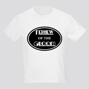 Nephew of the Groom Kids Light T-Shirt