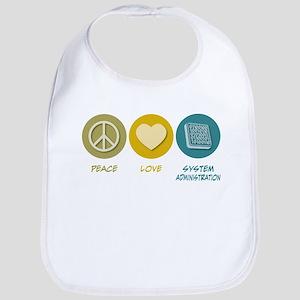 Peace Love System Administration Bib