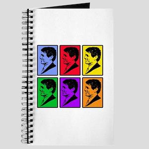 Warhol - esque Robert Kennedy Journal