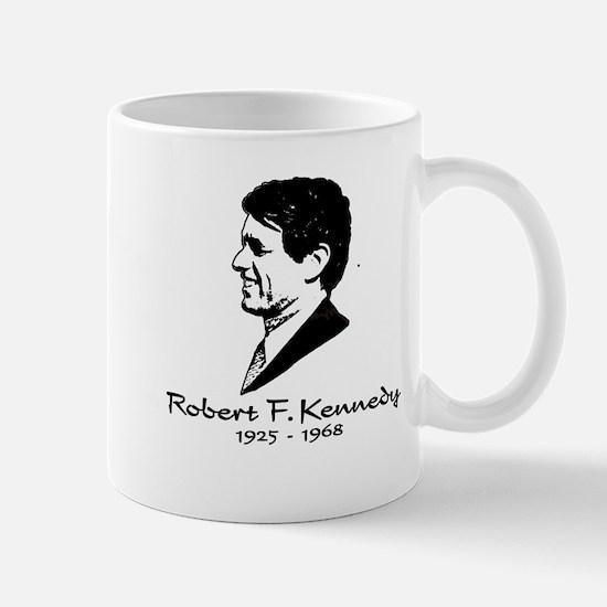 Bobby Kennedy Profile Mug