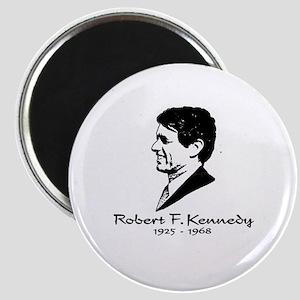 Bobby Kennedy Profile Magnet