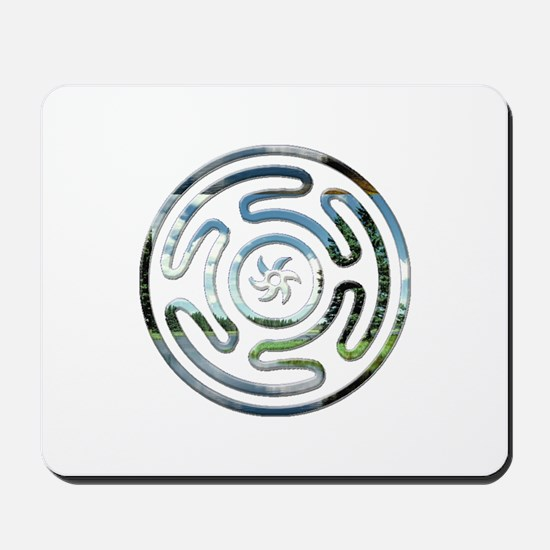Hecate's Wheel Mousepad