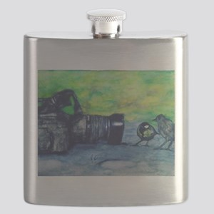 Bird's Eye Flask