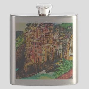 Cinque Terre Flask