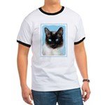 Siamese Cat Ringer T
